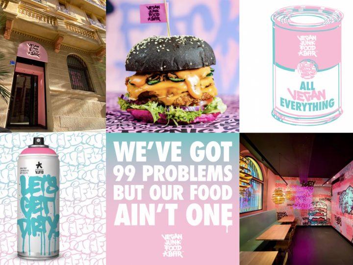 Vegan Junk Food Bar kommt