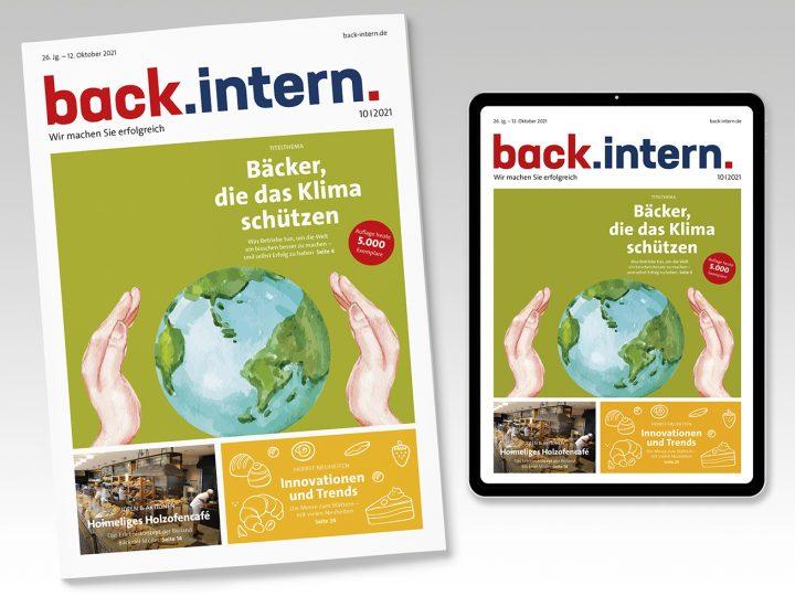back.intern. 10/2021 – jetzt als ePaper herunterladen